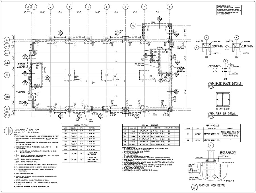 Commercial Building Elevation Drawing : Elevation of commercial building joy studio design