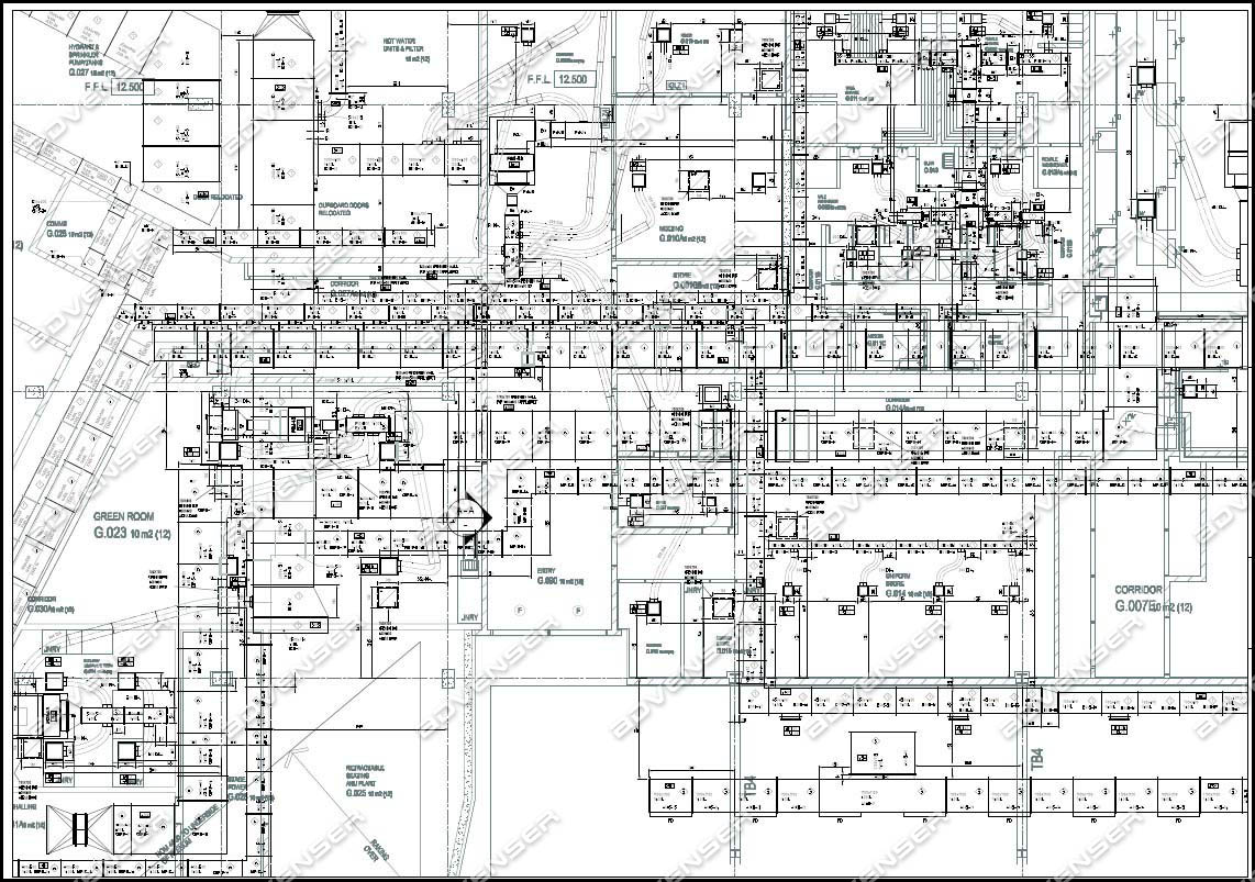 Shop Fabrication Drawing