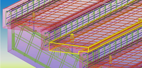 Structural Architectural BIM Services, Steel Detailing