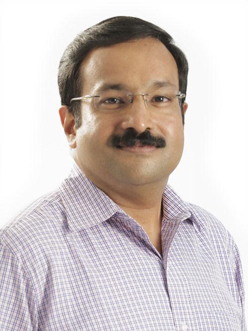Ashwin S Nair