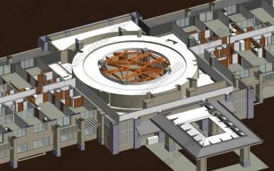 Arch BIM model
