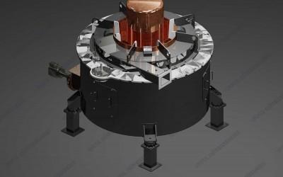 Mechanical 3D Model
