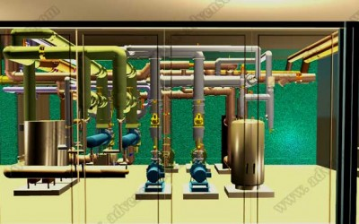 Mechanical Room model
