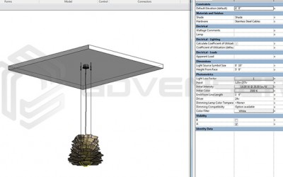 Revit family creation