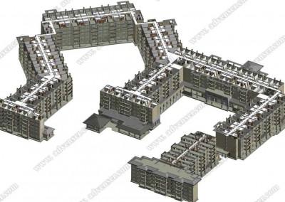 BIM 3d modeling