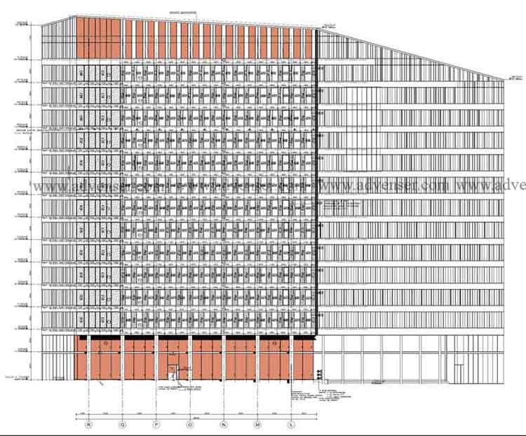 Samples - Curtain Wall Facade Detailing, CAD Shop drawings