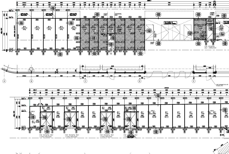 Samples Facade Bim Curtain Wall Detailing Structural