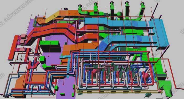 autocad mechanical design samples