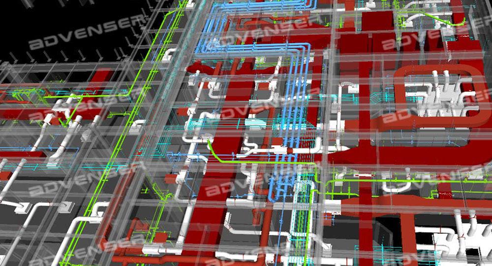 HVAC modeling services