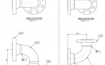 Samples mechanical 3d modeling isometric drawings shop drawings spool drawing mechanical malvernweather Choice Image
