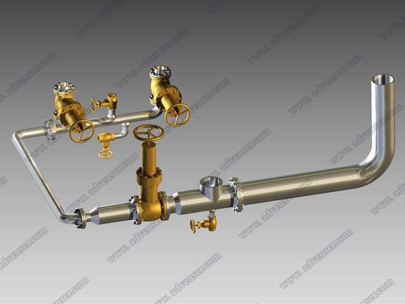 Samples - Mechanical 3D modeling, Isometric Drawings, Shop