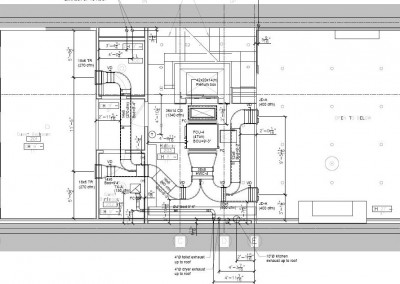 Duct shop drawing