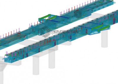 Rebar 3D modeling