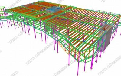 structural-steel-detailing