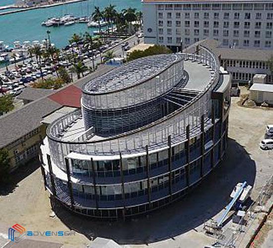 Facade BIM Aruba