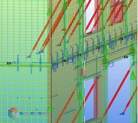 Precast Panel Detailing