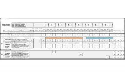 BIM-MODEL-AUDIT-SCHEDULE