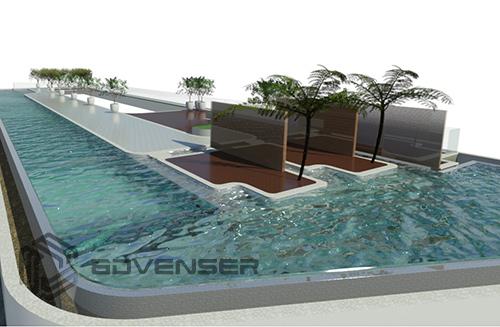 Landscape BIM 3D