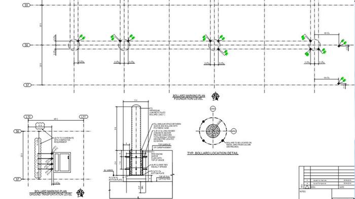 GA-Column Partmark Presentation Tip