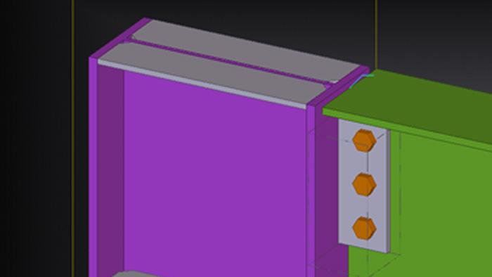 "Use of ""Display Detailing"" in Tekla Modeling"