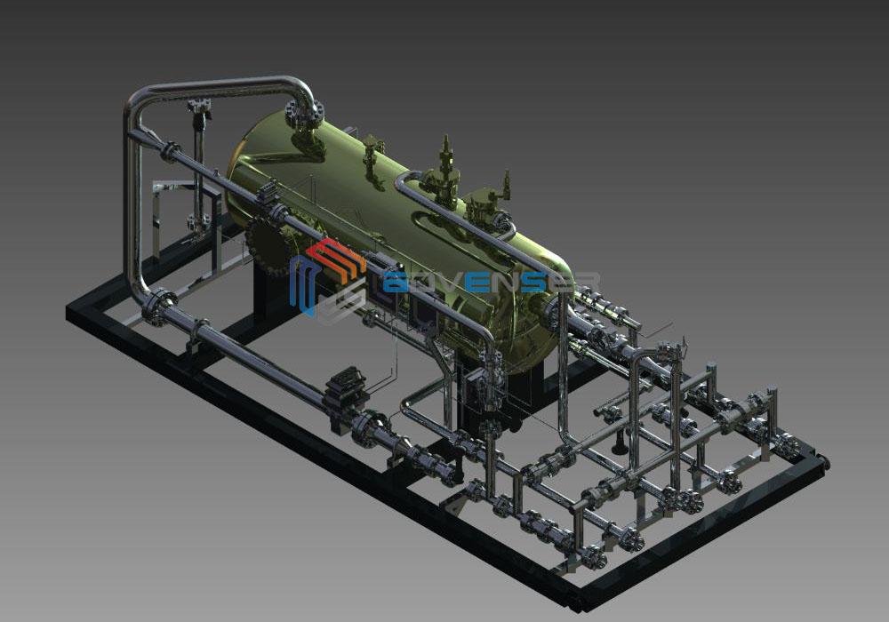 3D mechanical modeling services