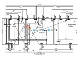 Shop drawings for precast panel