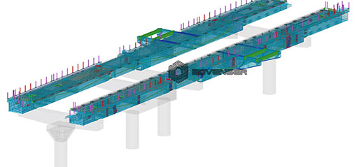 Rebar Detailing, Shop Drawings, and Estimating Services