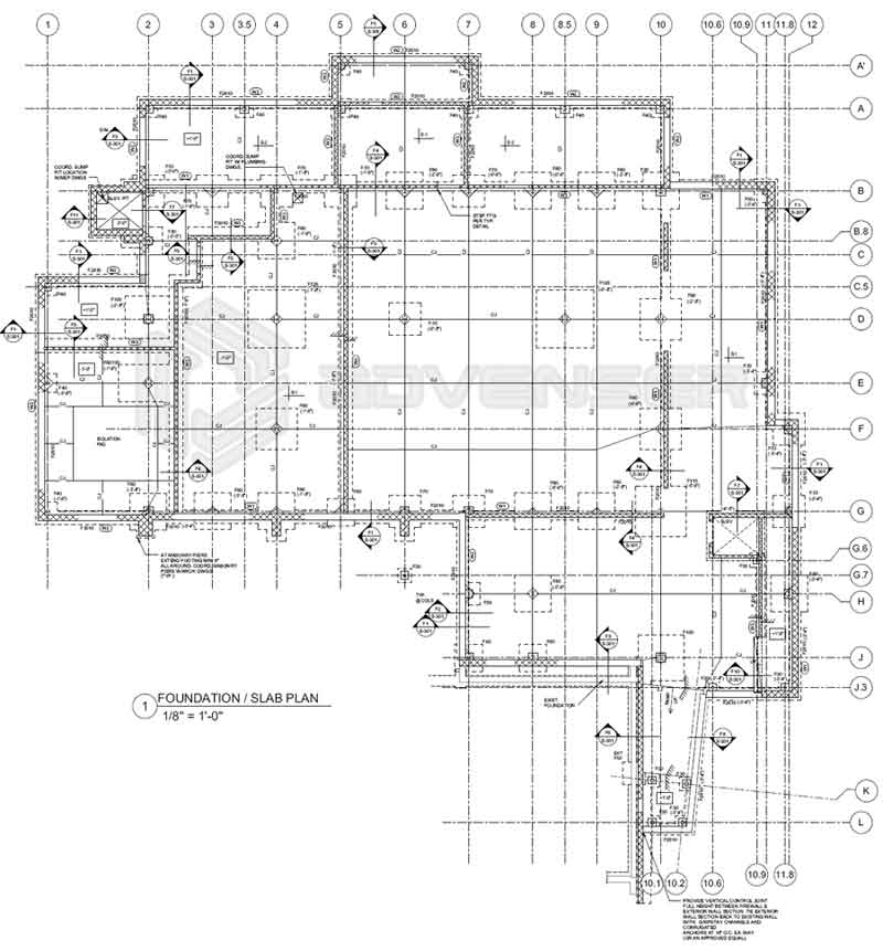 Structural construction documentation