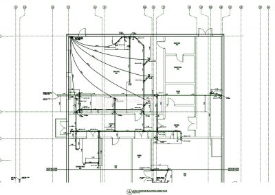 Plumbing shop drawing