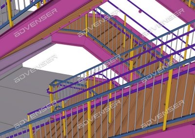 Stair detailing services
