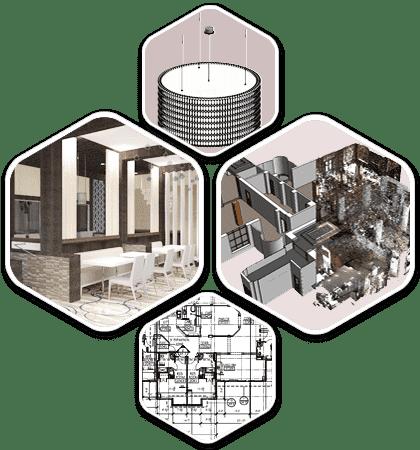 Architectural 3D BIM services