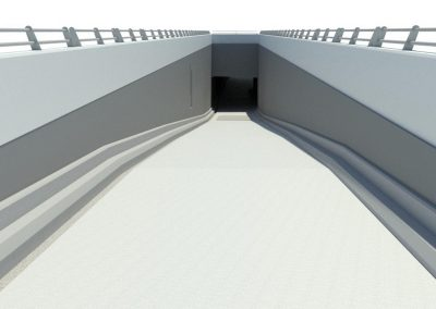 Tunnel-modeling