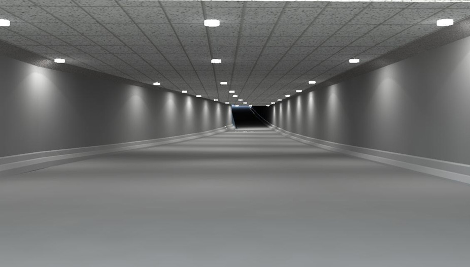 3D Tunnel model using BIM service