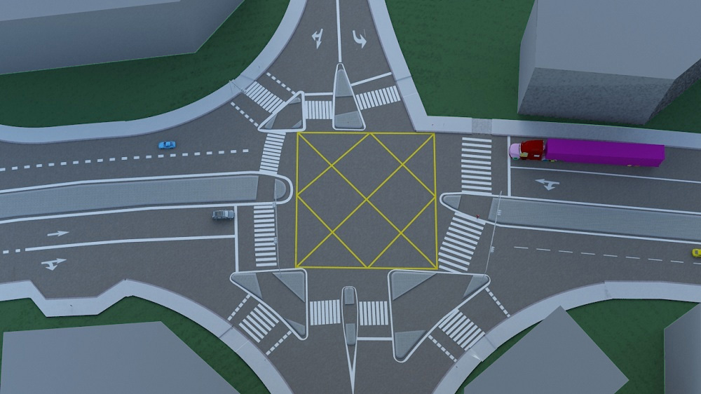 Transportation modeling using BIM model