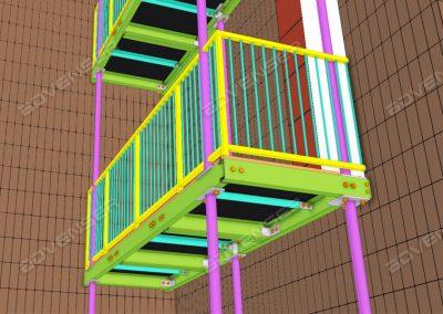 steel-balcony