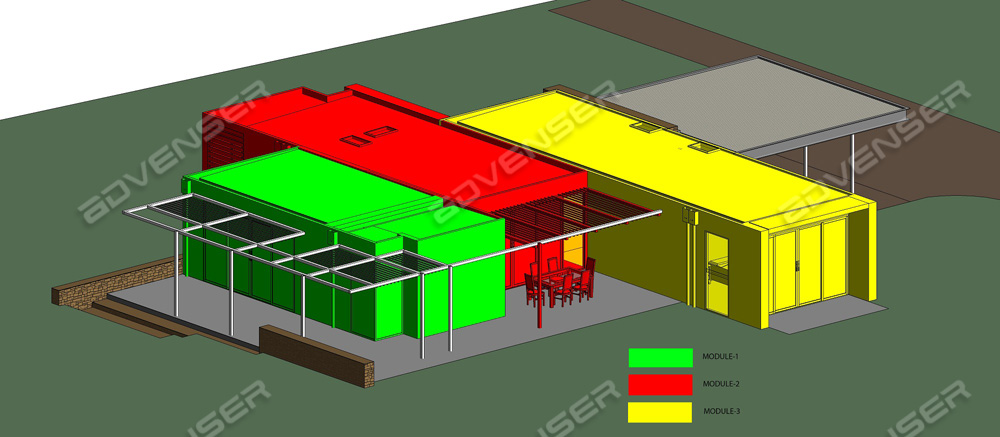 BIM for Modular Construction