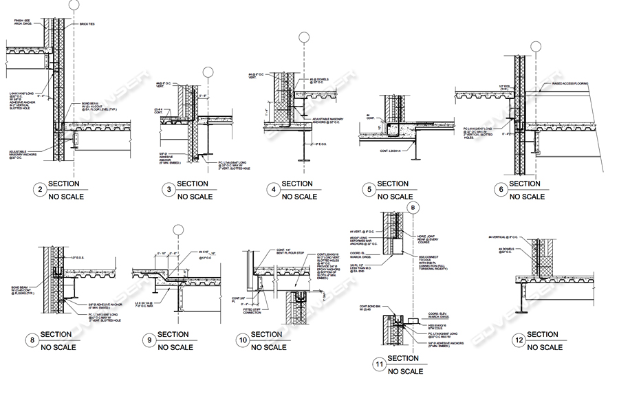 Structural Construction documents