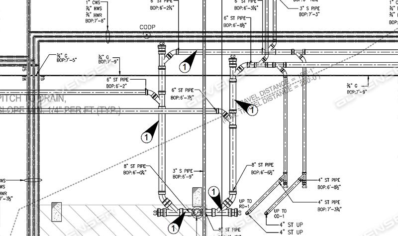 Plumbing Drafting