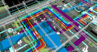 HVAC 3D Modeling services