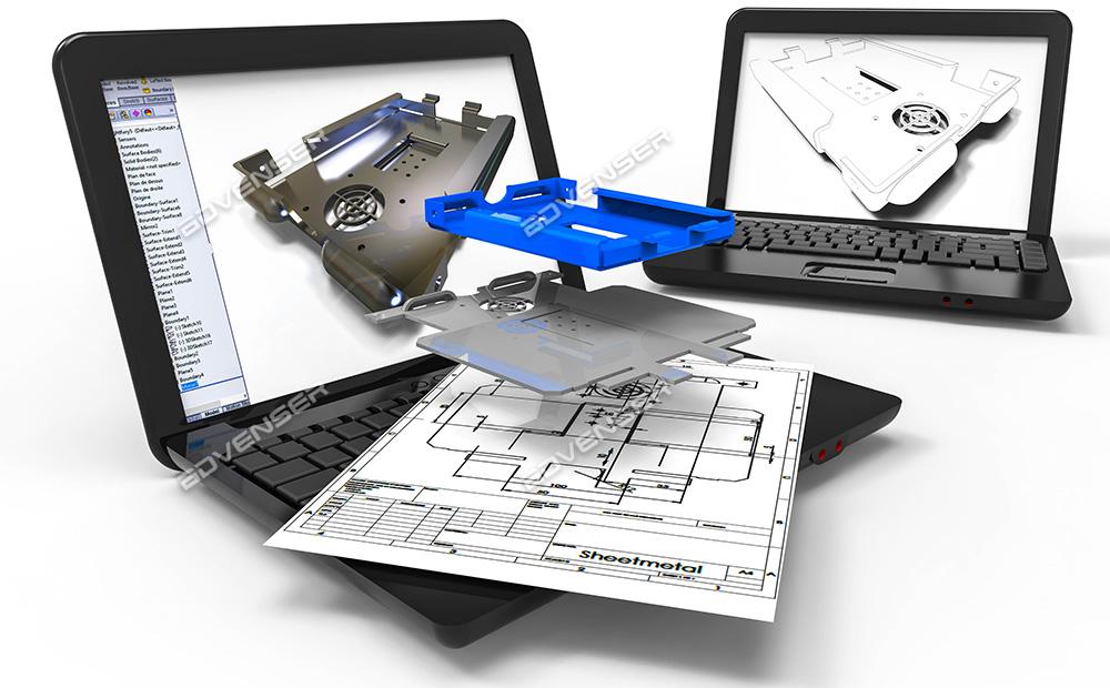 3D Modeling and CAD Design