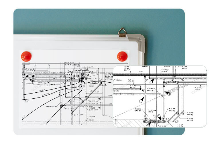 Plumbing drafting services