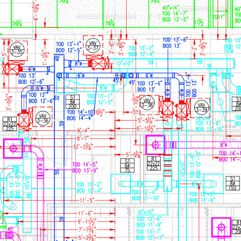 Electrical Shop Drawings
